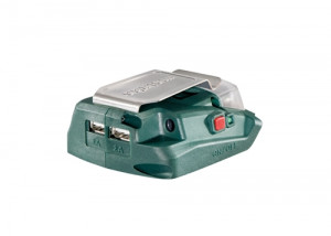 Metabo PA 14.4-18 LED-USB POWER adapterek akkuhoz