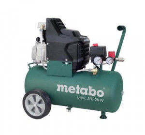 METABO Basic 250-24 W Kompresszor 1500 W